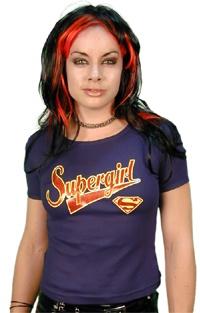 Supergirl Tee