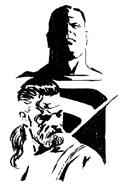 Alex Ross Superman sketches