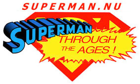 Superman Through the Ages! Marquee