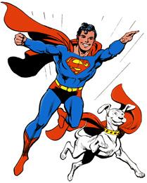 SUPERBOY LIVES!