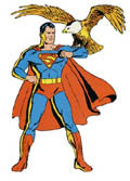 Superman's Costumes!