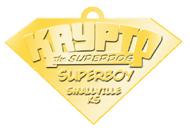 Krypto's SUPER DOG TAG!