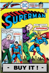 Superman vs. Lex Luthor!